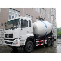 China Dongfeng 340HP 6X4 Concrete Mixer Truck 12cbm on sale