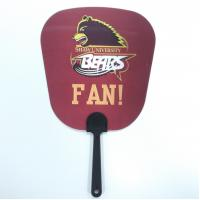 Buy cheap 0.6mm PET 3D Lenticular Hand Fans / Custom Printed Hand Fan With 3D Lenticular Printing product