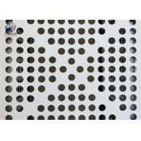 Buy cheap Punching Hole Mesh Decorative Expanded Metal 20% – 50% Ventilation Rate product