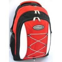 600D Backpack in Many Design with Front and Side Pockets