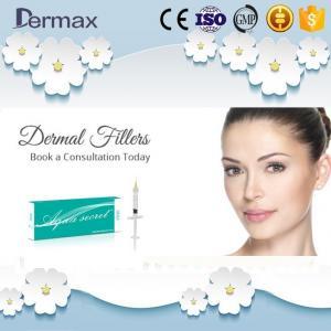 China Cross linked   hyaluronic acid dermal filler for anti wrinkle 1ml 2ml 10ml on sale