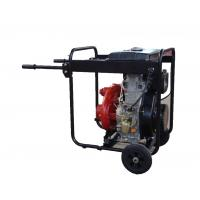 Buy cheap Cast Iron High Pressure Water Pump Big Fuel Tank KDP30H With Handles And Wheels product