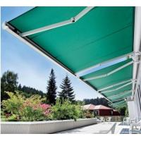 China Outdoor Durable Electric Automatic Motorized Full Cassette Retractable Awning on sale