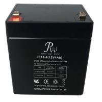 Quality High Reliability 12v 4ah Lead Acid Battery , SLA Rechargeable Battery For UPS for sale