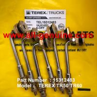 Buy cheap TEREX 15312483 STEM VALVE MINING NHL DUMP TRUCK TR35 TR50 TR60 TR100 3305B 3305F 3303 3307 TR45 TR70 MT4400 CUMMINS product