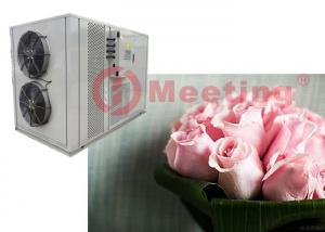 Buy cheap 52KW Agriculture Air To Water Heat Pump Flower Greenhouse Heater Systems product