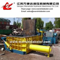 Buy cheap Hydraulic Scrap Metal Baler product