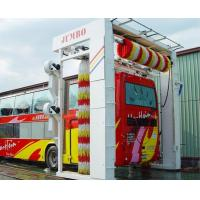 Buy cheap Fully Automatic Bus Washing Equipment with Three Brushes/ Automated truck wash machine with water recycling systems product