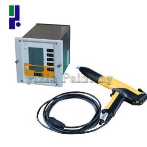 Buy cheap Manual Powder Coating Spray Gun Machine High Voltage Generator Easy Operation product