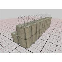 Buy cheap Rapid Construction Defensive Barrier For Military Uniforms OEM / ODM Welcome from wholesalers