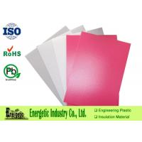Buy cheap Thermoforming PVC Plastic Sheet Natural White / 1220 x 1830mm product