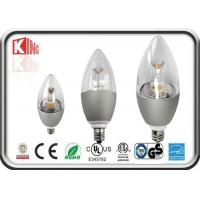 Buy cheap 3.5w E14 twist candle led filament bulb, CE/SAA approval led filament lamp Chandelier product
