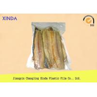 Quality 3 - 5 Layer Co-extruded Embossed Food Vacuum Bags for Packing 50 - 120 micron for sale