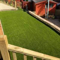 Buy cheap Turf Noise Barrier Outdoor Synthetic Grass High Temperature Resistant product