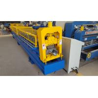 Buy cheap Color Steel Roofing Gutter Roll Form Machines Aluminium Downpipe Roll Forming Machine product