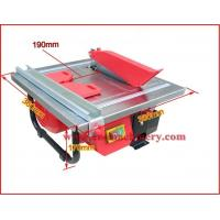 Buy cheap 600W 180mm mini electric tile cutter/tile cutting machine for 45 degree,tile saw,stone saw, brick saw product