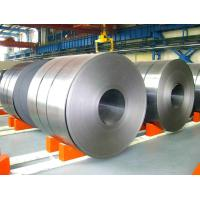 Buy cheap Cold Rolled Galvanized Steel Coil With ASTM Standard , CS Type C Grade from wholesalers