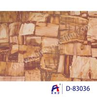 Buy cheap PVC  Coating  Film    PVC Decorative Film  0.12-0.14*126  D-83036 product