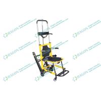 Buy cheap Mobile emergency ambulance chairs for stairs evacuation with two folded handles product