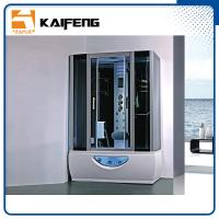Buy cheap Multifunctional Rectangular Shower Enclosure With Whirlpool Tub Computer Control product