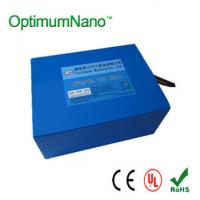 Buy cheap lightweight Safety Lithium Iron Phosphate Batteries , IFR 32650 12V 25Ah lifepo4 Battery Pack product