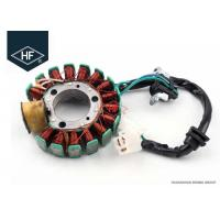 Buy cheap Magneto Copper Wire Stator Coil Motorcycle , Aftermarket Motorcycle Stator  For Yamaha YP125 product