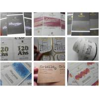 Custom lable roll stickers,adhensive roll lable/ glossy or matte finishing