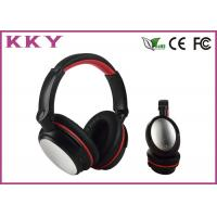 China Cell Phone Over Ear Bluetooth Headphones Audio Player With CSR8635 Chipset on sale