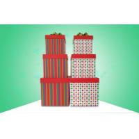 Buy cheap OEM/ ODM Paper Packaging Boxes / Cardboard Gift Box For JCPenney Store from wholesalers