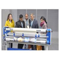 Buy cheap Fayon 1600mm Width Industrial Hot Laminator With Countour Cutter Easy Operation product