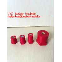 Quality JYZ-35 DMC busbar support steel insert M6 hexagonal stand-off insulator for sale