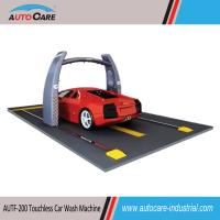 Buy cheap Automatic Rollover Car Washing Machine/ Touchless Car Washer equipment product
