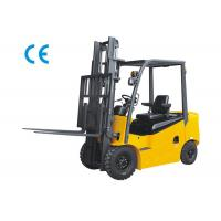 Buy cheap 1.5 Ton Small Electric Forklift , 4 Wheel Drive Forklift CE Certification product