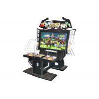 China Street Fighter 4 Guangdong arcade game console 55 inch screen adult arcade cabinet fighting video game machine on sale