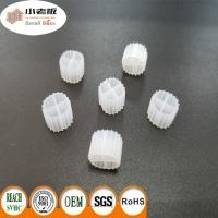 Buy cheap HDPE Small Size K1 Bio Filter Media 900m2 / M3 Suface Area 11*7mm Size from wholesalers