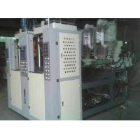 Buy cheap Static Shoe Sole Moulding Machine 70-100 Pairs Per Hour , TPR Injection Moulding Machine  product