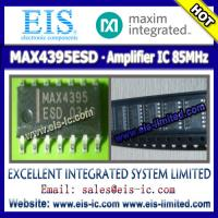 Buy cheap MAX4395ESD - MAXIM - IC OP AMP 85MHZ R-R 14-SOIC - sales009@eis-ic.com from wholesalers