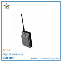 Buy cheap Mini HD 1080P COFDM wireless UAV video link from wholesalers