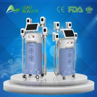 CE approved fat slimming vacuum cavitation cryolipolysis machine
