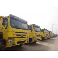Buy cheap Reliable Mining Dump Truck Front Lifting Dump Truck 32 Tons Load Diesel Fuel Type product