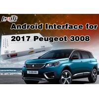 Buy cheap 1.6Ghz 4-Core Android 6.0 Navigation GPS Multimedia System for Peugeot 2008 / 208 / 408 / 508 Support Mirrorlink product