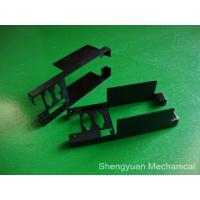 Buy cheap Aluminium Alloy Precision Sheet Stamping with Black power Coating from wholesalers