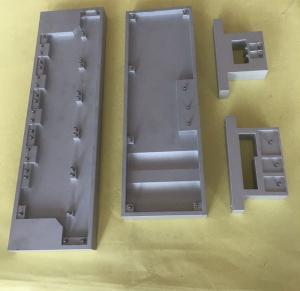 China CNC Milled Precision Electronics Aluminum Housing, Machining Aluminium Cover on sale