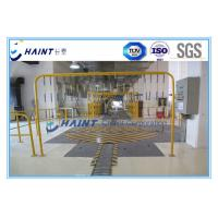 Buy cheap Intelligent Paper Roll Handling Systems Customized Color With CE Standard product