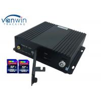 Buy cheap Bus Truck And Taxi Cctv Camera Shockproof 4 Channel MDVR With GPS Wifi 3G Remote Control product