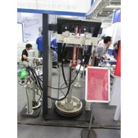 Quality Pneumatic Silicone Extruder Machine for Double Glazing Second Sealing for sale