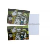 Buy cheap Loverly Cartoon Kids 3D Lenticular Postcard 11x16cm 3d Changing Pictures product