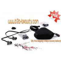 Monster Lady Gaga Heartbeats In Ear Headphones Black/Silver/Red,DHL Free Ship