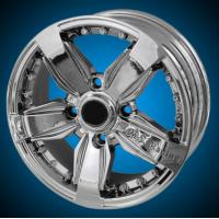 4 Hole 12 Inch Full Painted Alloy Wheels 12X5.0 CB 67.1