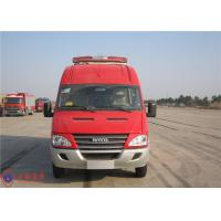 Buy cheap 115KM/H Emergency Fire Command Vehicles China IV Emission Standard from wholesalers